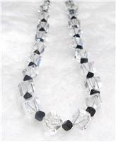 天然水晶项链(070688)