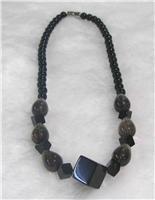 天然水晶项链(070696)
