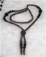天然水晶项链(070699)