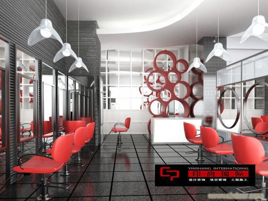 上海美发店装修_上海美发店装修设计公司电话