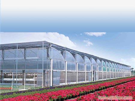 锯齿型PC板温室-上海PC板温室厂家-上海温室工程-上海温室设备厂家