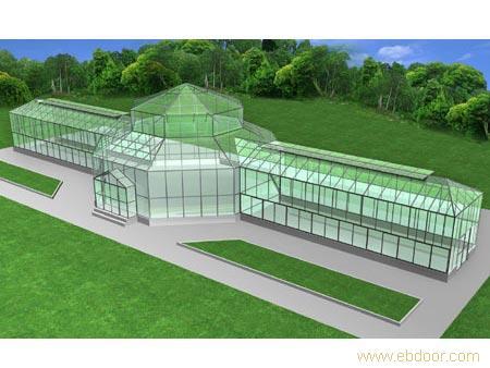 异形玻璃温室大棚-上海温室大棚搭建-上海温室大棚-上海温室工程