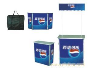 上海促销台制作、展览柜台制作设计公司