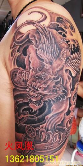 火凤凰-上海专业纹身室/上海纹身店/上海纹身清洗