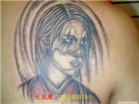 上海哪里有彩色刺青工作间_上海最好的彩色刺青店