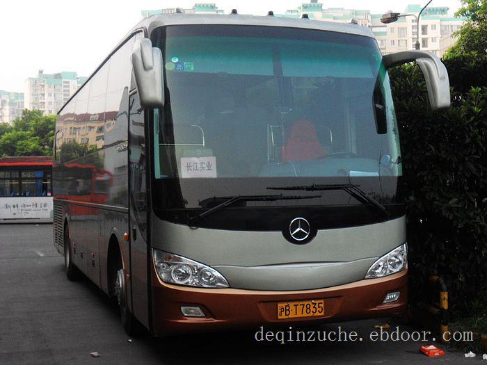 45座金龙大巴-上海机场接送班车-浦东机场接送班车-机场接送班车公司