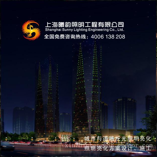 杭州景观照明工程/杭州建筑照明设计