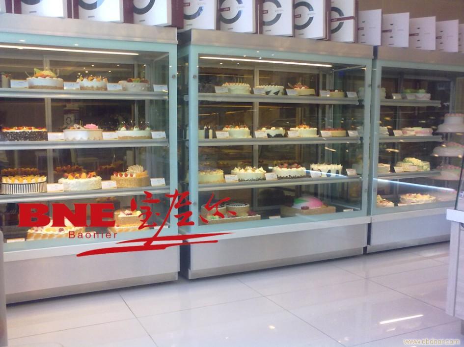 合肥蛋糕房展示柜图片