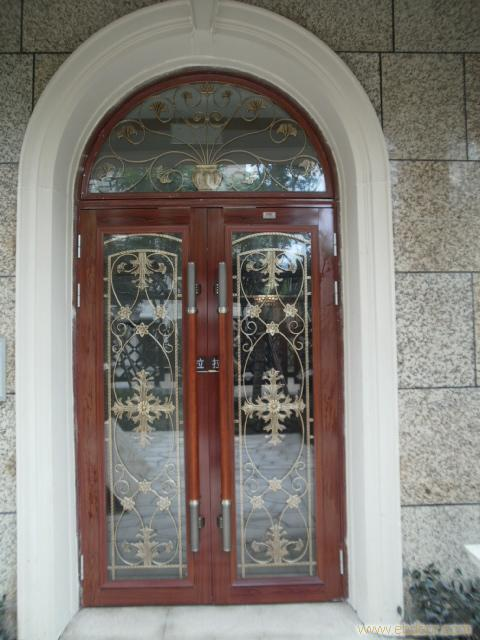南京罗普斯金艺术防盗门专卖