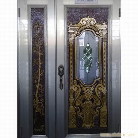 南京艺术防盗门窗价格