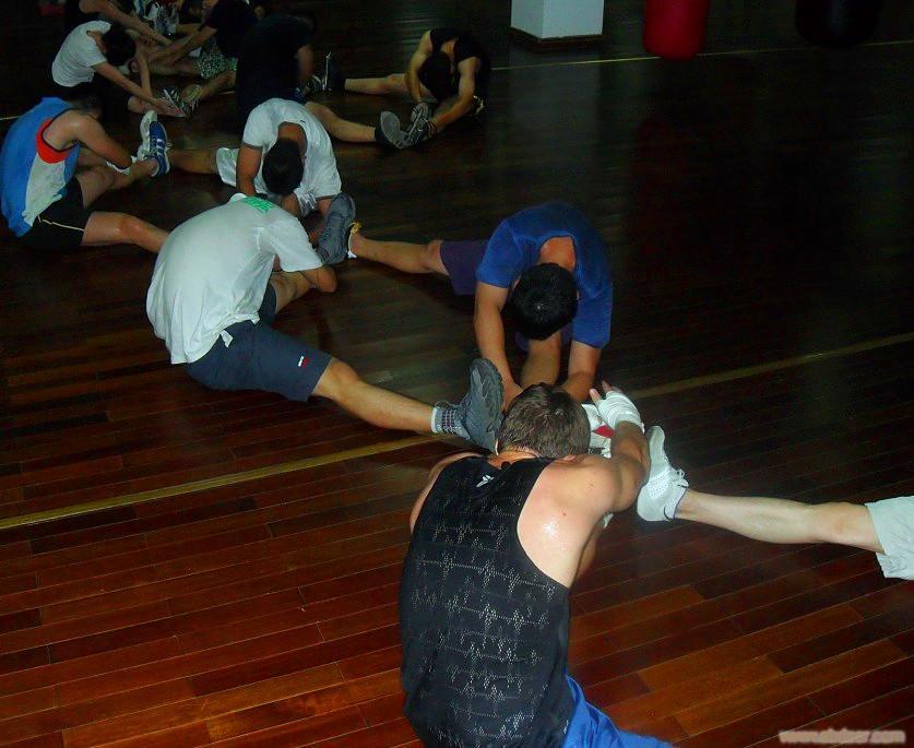 南京练习拳击