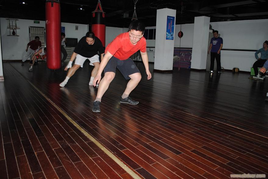 南京学习拳击