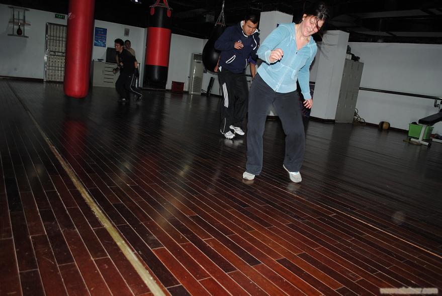 南京拳击学校