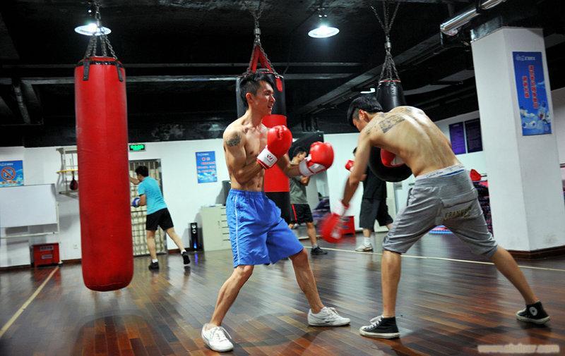 南京拳击培训班
