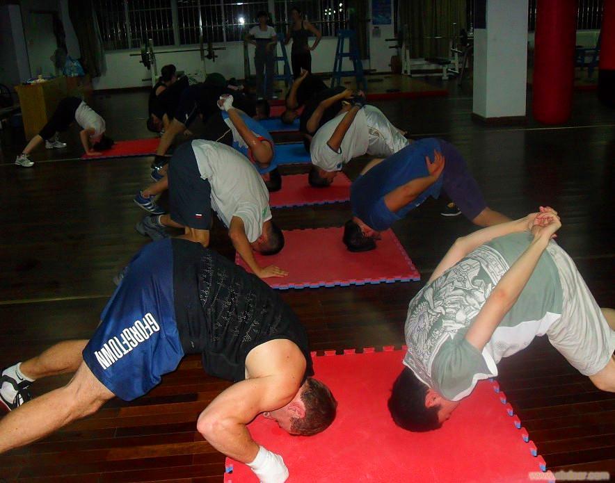 南京拳击学习
