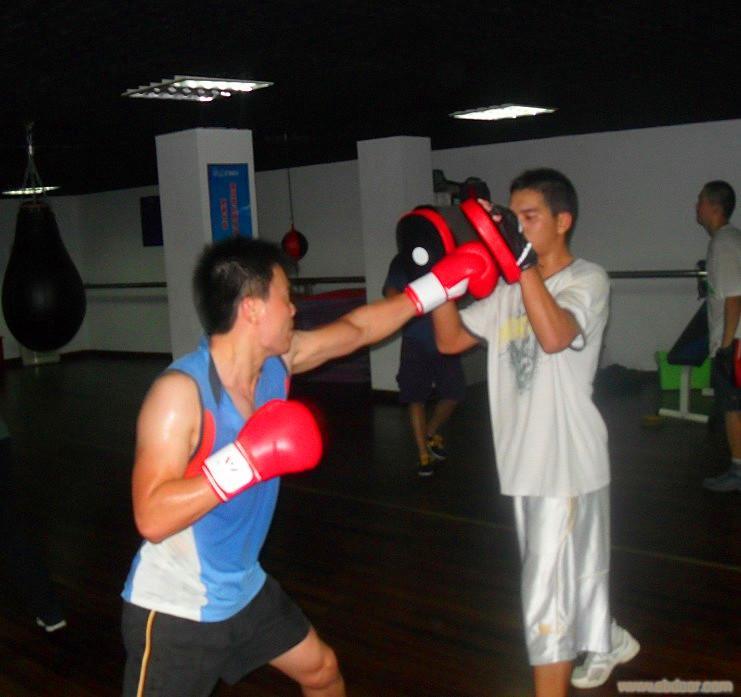 拳击培训班
