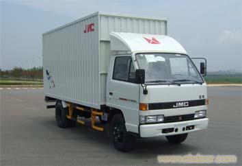 赛锐2600福田时代轻卡单排厢式货车 高清图片图片