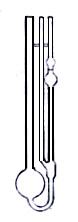 1836-A 乌氏玻璃毛细管粘度计(稀释型)