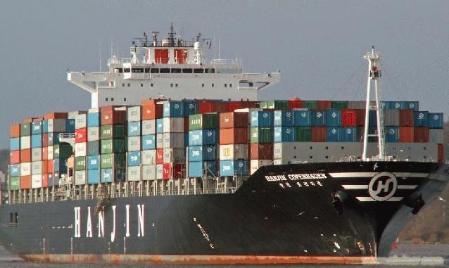 国际海洋运输业务