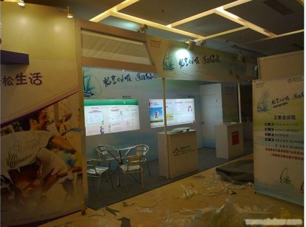 上海展台搭建公司-上海展览搭建