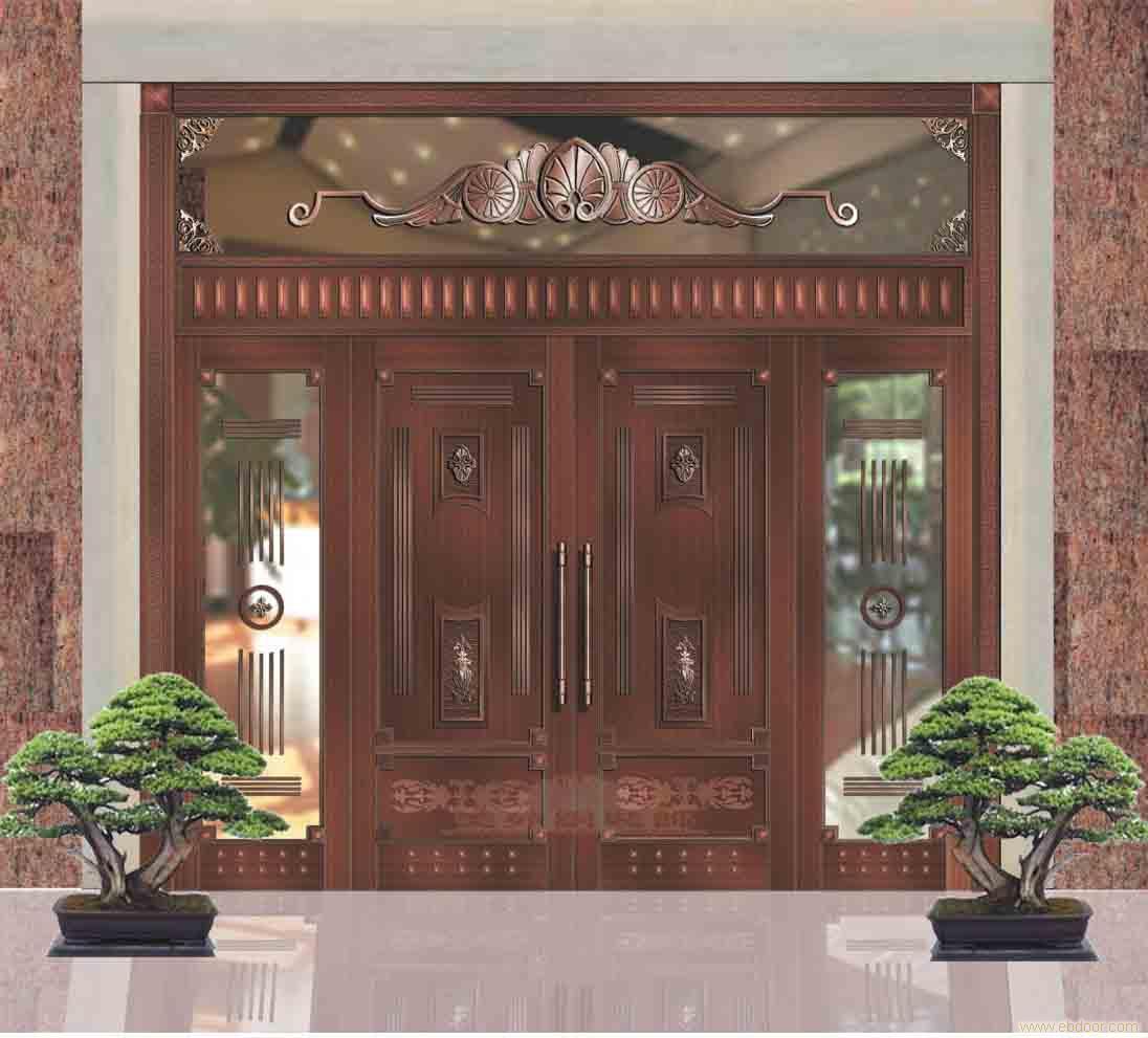 南京门窗厂 铜门制作