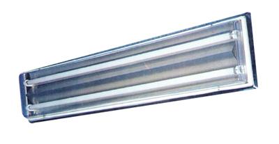 HQ9810    不锈钢透明罩净化灯