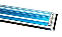 HQ2010T5    不锈钢透明条纹罩净化灯