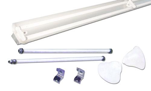 HQ88铝合金新型体荧光灯