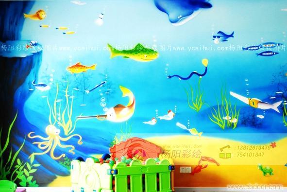 绘;学校彩绘壁画手绘墙