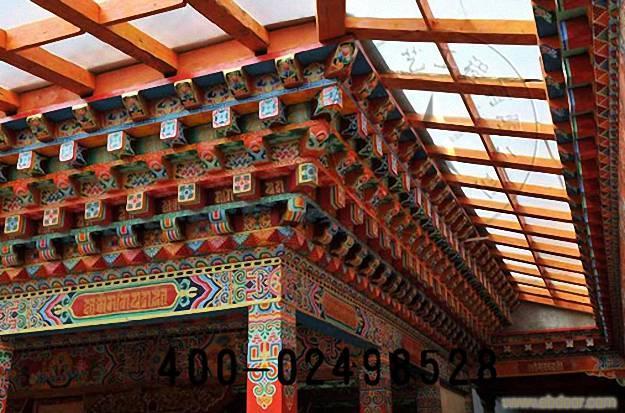 沈阳古建墙画——中国古建筑名词及条目5