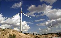 风能发电站系统