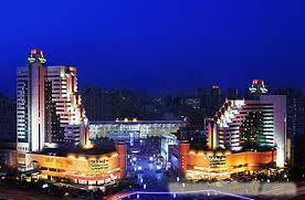 上海广场长城假日酒店风管清洗工程