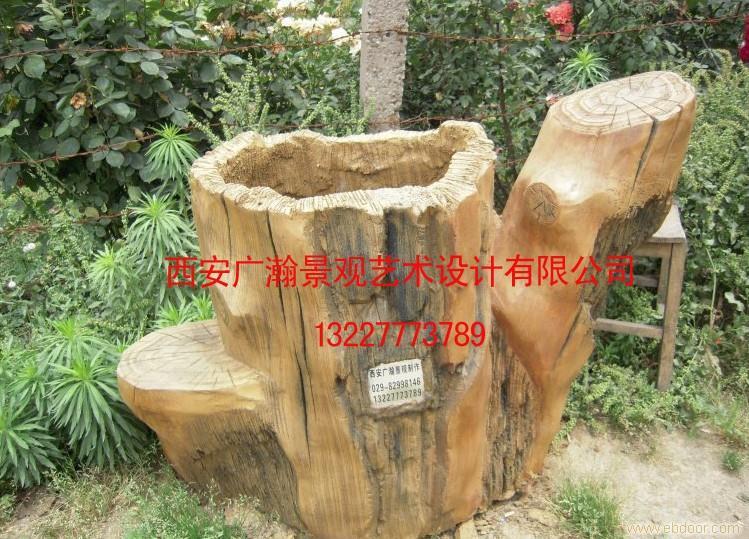 陕西园林小品公司_西安园林小品
