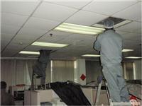 苏州安德鲁电信器材有限公司风管清洗消毒工程