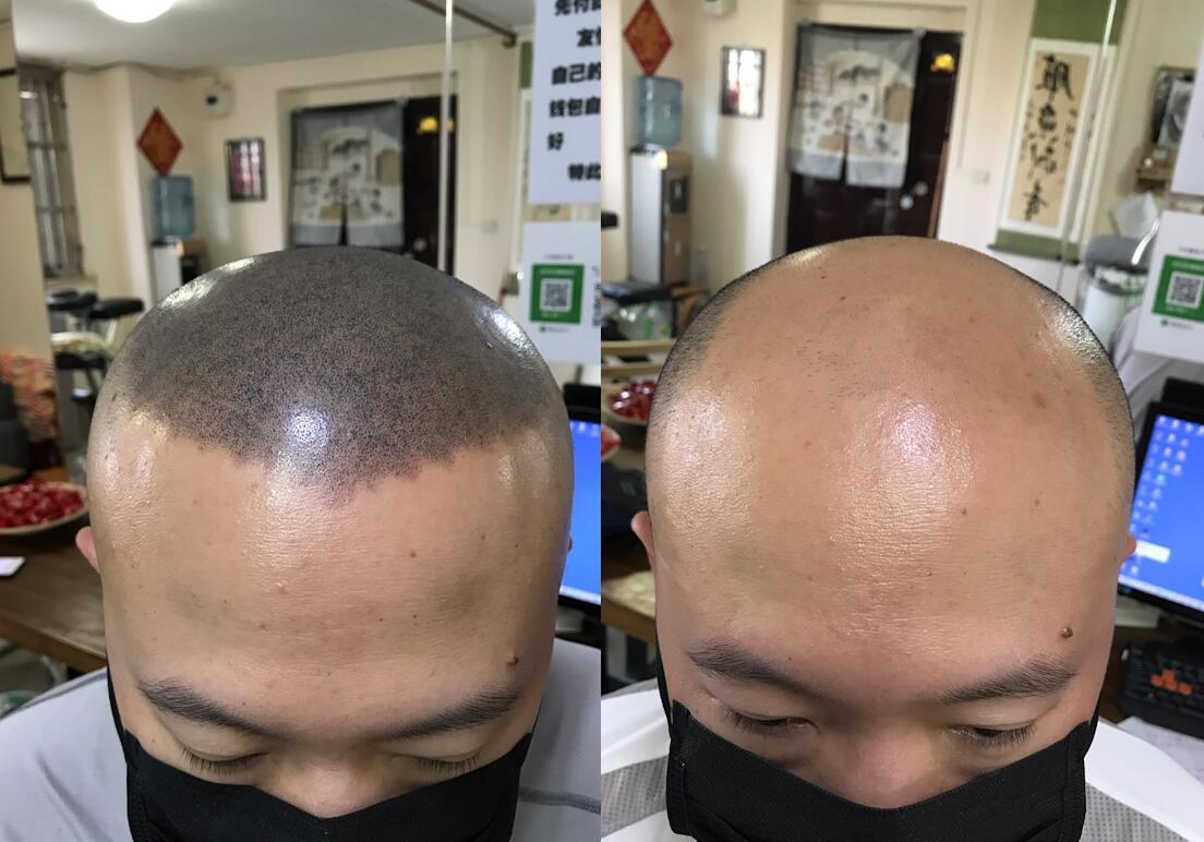 量身纹发设计