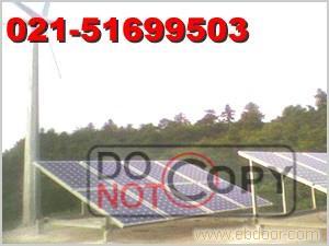 太阳能发电系统/风光互补大型发电设备