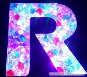 宝山区发光字公司/宝山区发光字设计制作广告工程公司/宝山发光字设计公司设计楼顶发光字
