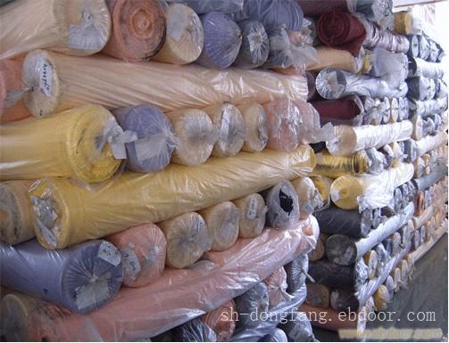 上海回收布料/库存辅料回收