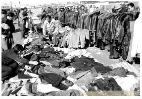 服装回收价格/上海服装回收价格