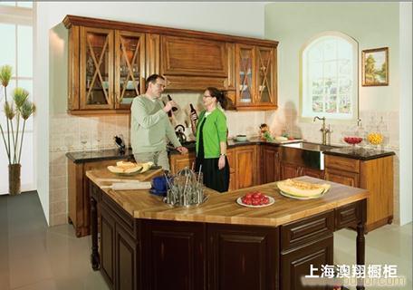 上海专业定做整体橱柜