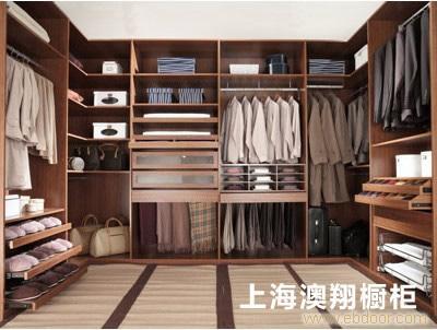 上海整体衣柜生产厂家_上海定制衣柜
