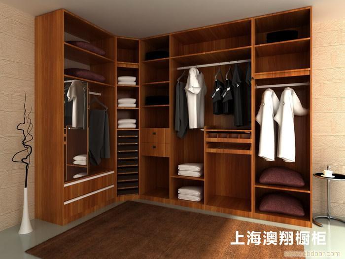 上海定制衣柜/定制衣柜效果图