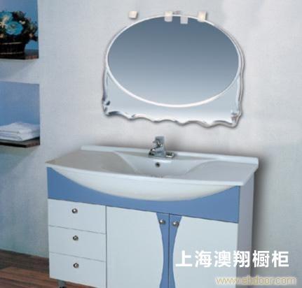浴柜烤漆门板E1级三聚氢氨刨花板 -上海整体浴柜