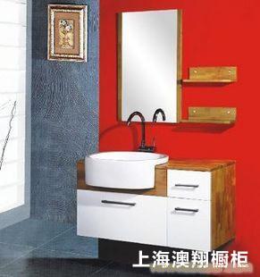 模压板E1级三聚氢氨刨花板 -上海浴柜厂家