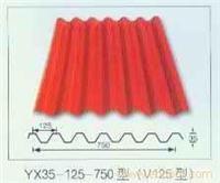 山西彩色压型钢板