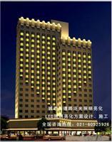 景观亮化设计、苏州南通亮化工程、景观照明设计、景观灯光设计