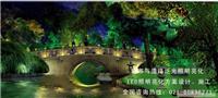 上海园林绿化照明 上海园林亮化照明工程公司 园林景观亮化照明
