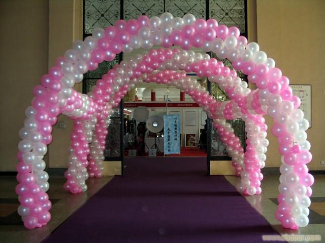 气球装饰 上海图片