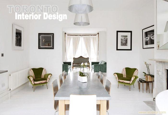 室内装修设计/英伦简欧风格别墅