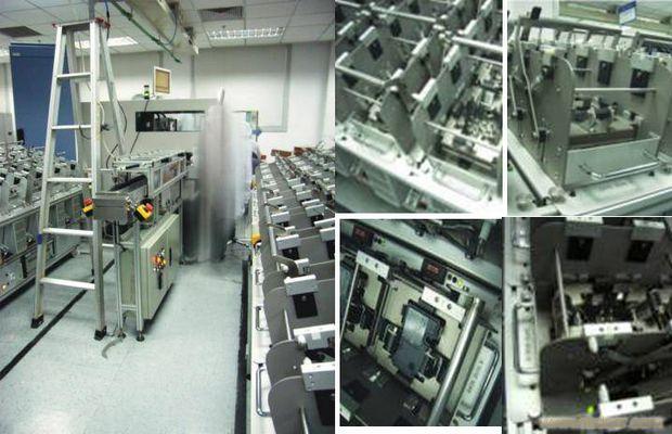 汽车制动控制器测试系统